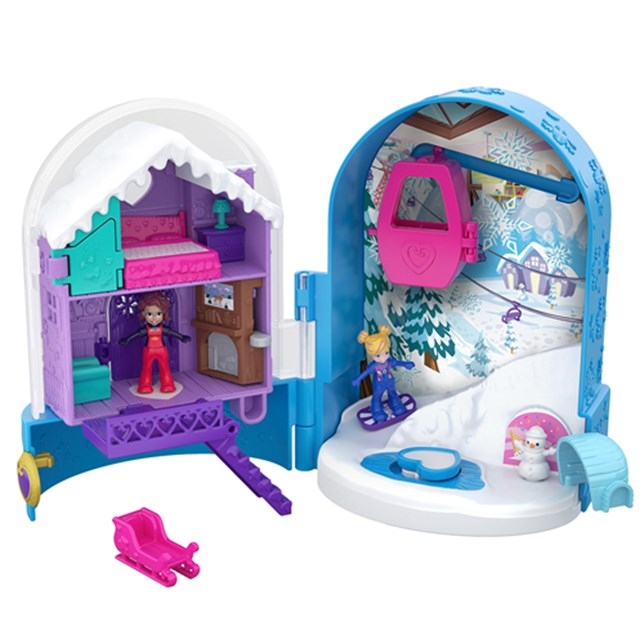 Polly Pocket Snowball Surprise™ Compact
