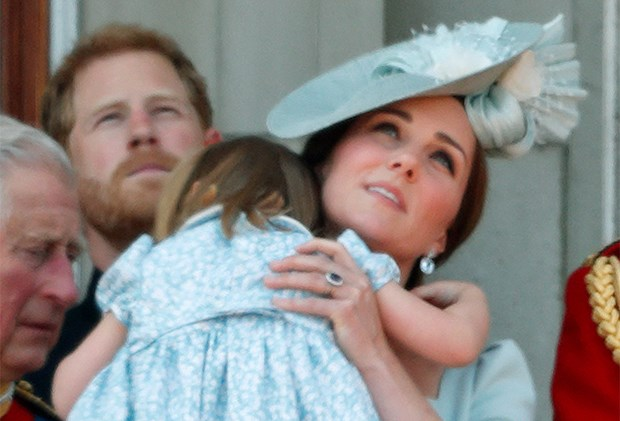 5671bf51d526 Spotted  Kate Middleton was in tears at Prince Charlotte s dress fitting for  Meghan Markle s wedding