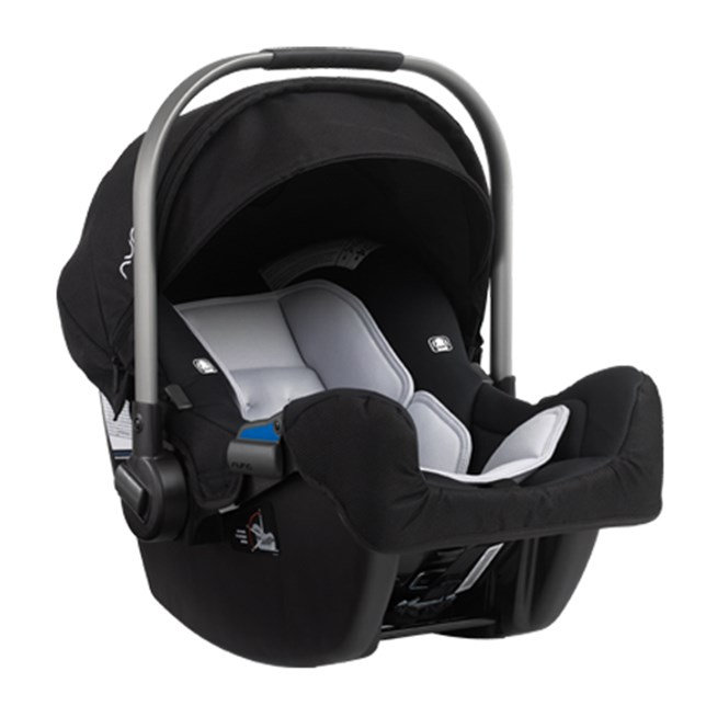 Nuna Pipa Klik Isofix Capsule & Base - Night