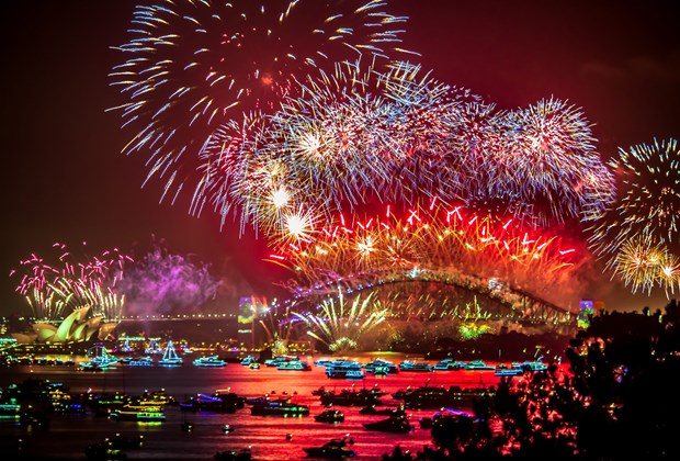 Best Free Spots In Sydney To View The New Year S Fireworks