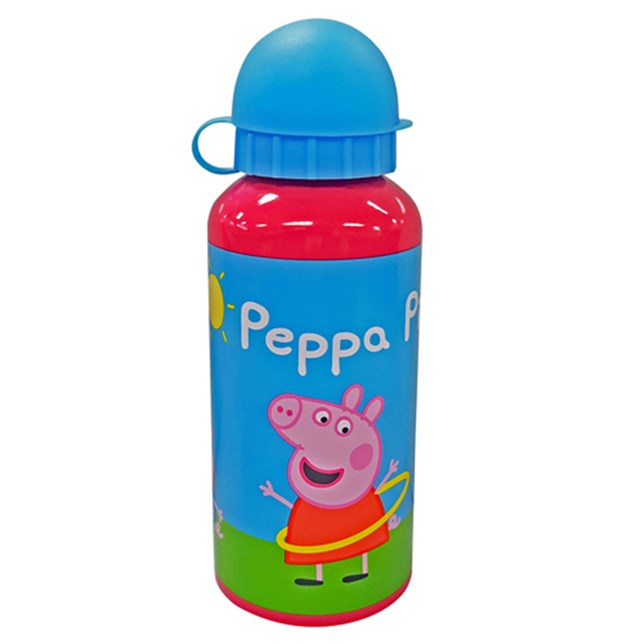 Peppa Pig Aluminium Drink Bottle
