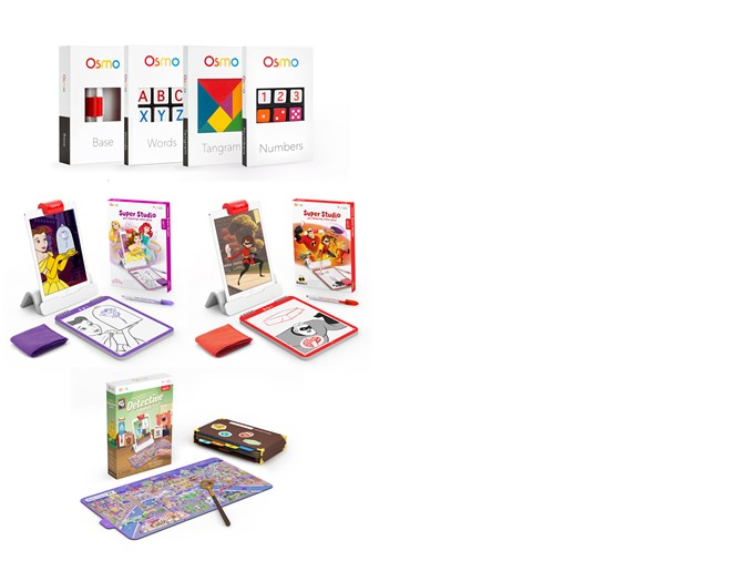 Osmo's Ultimate Learning Pack