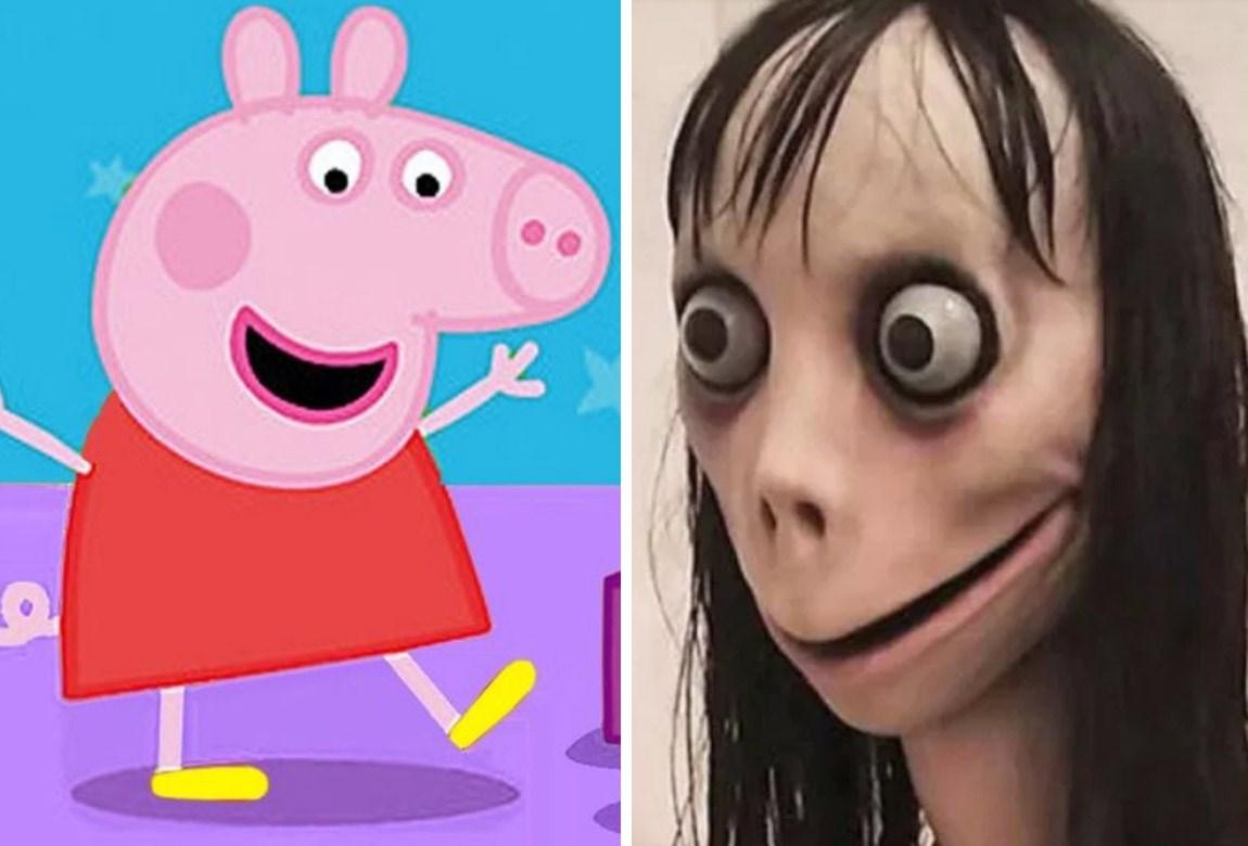 Warning Terrifying Videos Of Peppa Pig Being Tortured