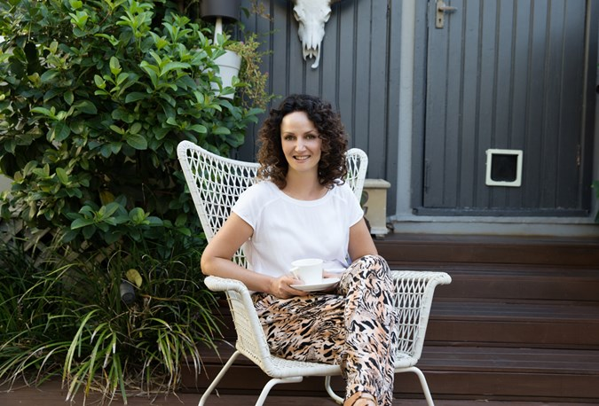 Franki is also the editor of parenting blog www.frankixo.com. Photography by Simona Janek www.simonajanek.com.au