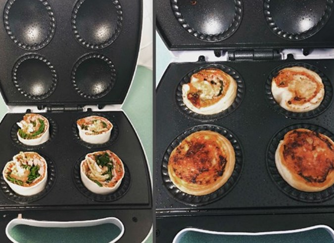 Kmart Pie Maker Recipes, Tips and Ideas Australia