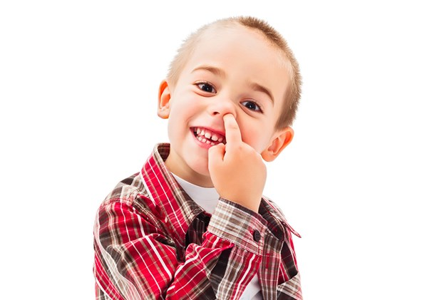 It S Official Kids Who Pick Their Nose And Eat Their