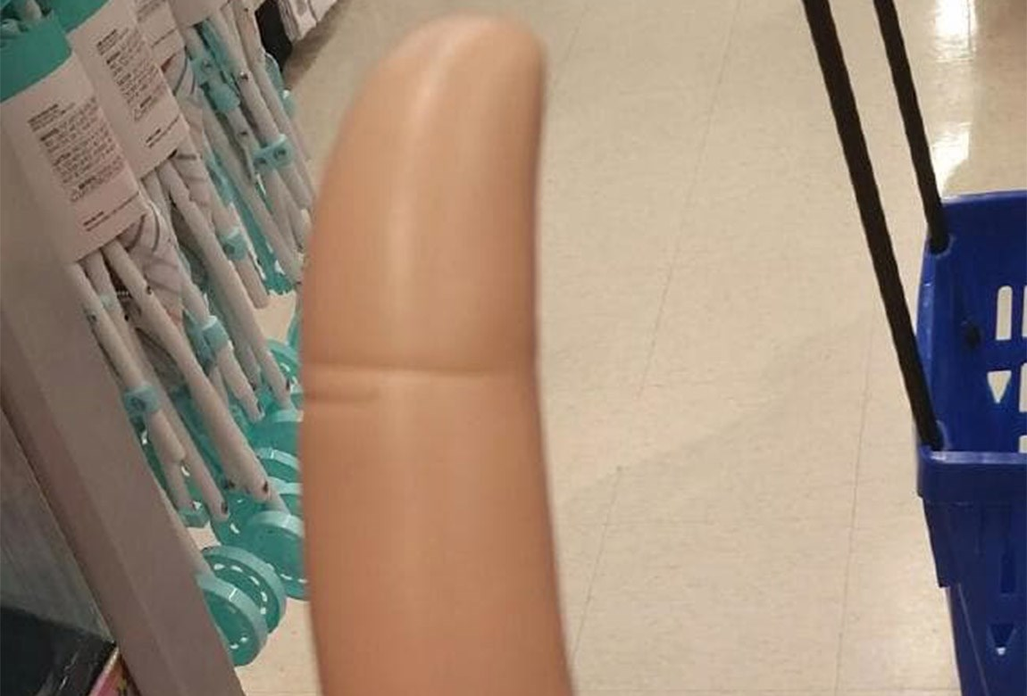 mum's horror at daughter's new x-rated kmart toy