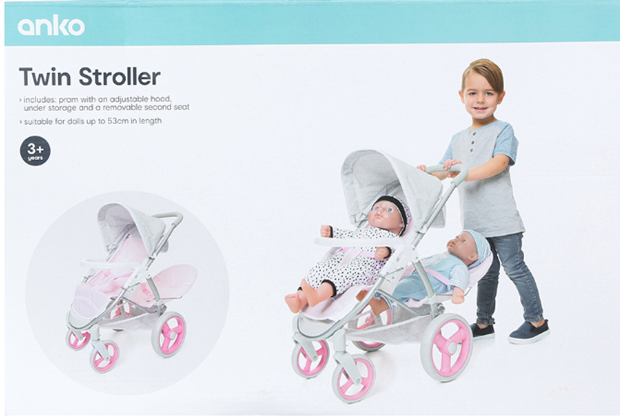 Kmart Stroller Advert Is Dividing Mums Can You See Why