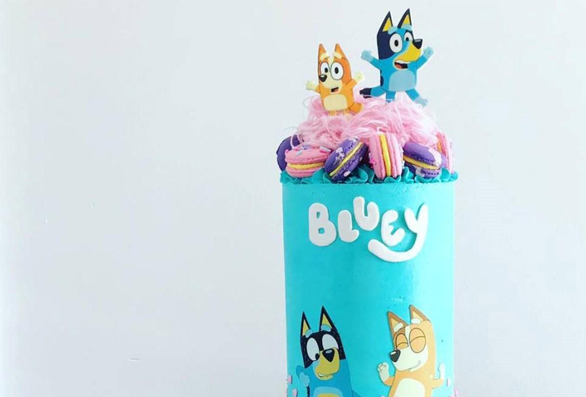 Mum S Amazing Bluey Cake Breaks The Internet As Parents