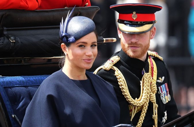 Prince Harry and Meghan Markle are protecting their son Archie from the public eye.