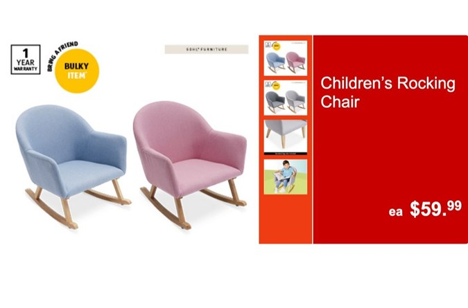 Admirable Bonds Books Shoes And Furniture Aldi Supermarket Launches Unemploymentrelief Wooden Chair Designs For Living Room Unemploymentrelieforg