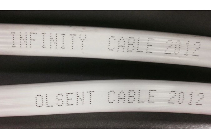 Faulty Infinity cables. Image: ACCC