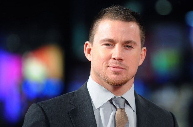 Hollywood hunk Channing Tatum announced that he was planning to make a major announcement in Melbourne this week. Image: Getty