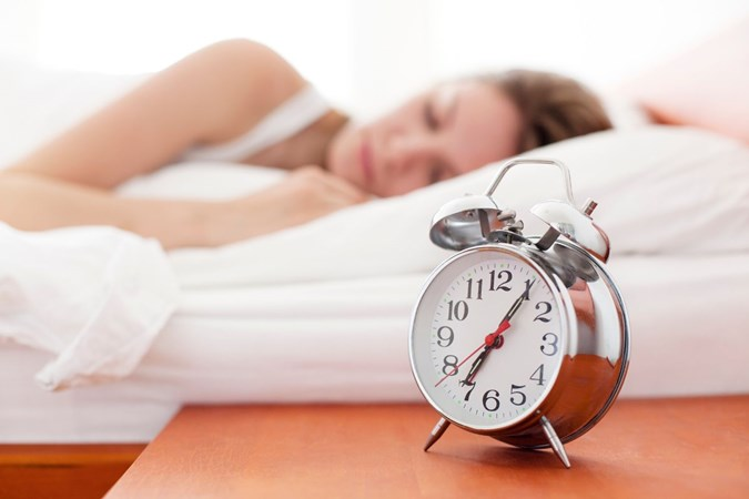 Most adults need 7-8 hours of sleep every night. Image: Getty.