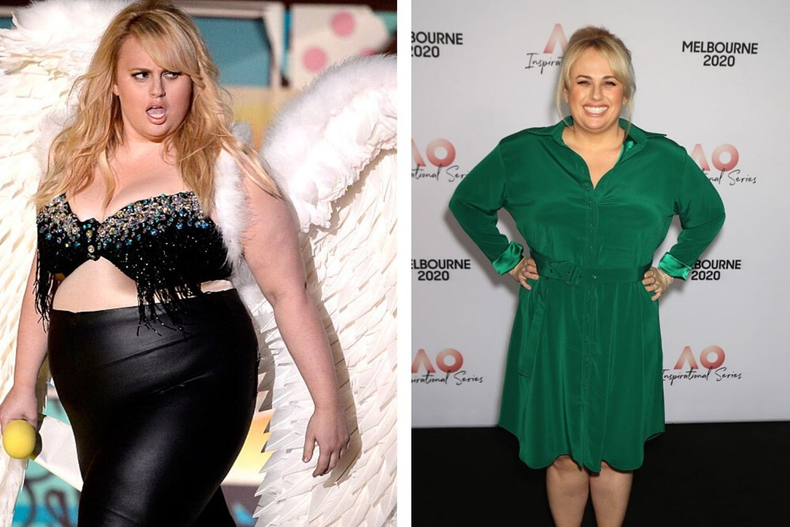 Rebel Wilson shows off major weight loss | Practical ...