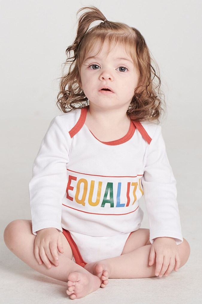 Equality bodysuit. Image: Best & Less