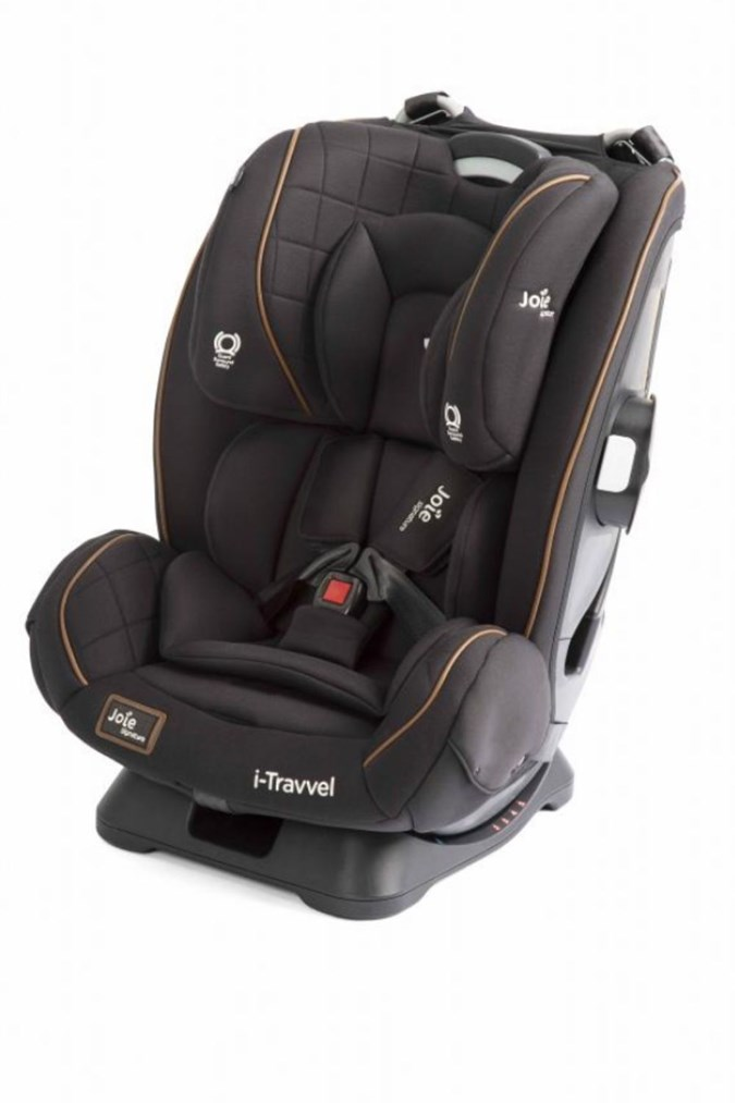 Joie i-Travvel Car Seat.