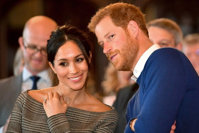 Prince Harry and Meghan Markle's Buckingham Palace office has confirmed the couple have officially stepped down as senior members of the royal family.