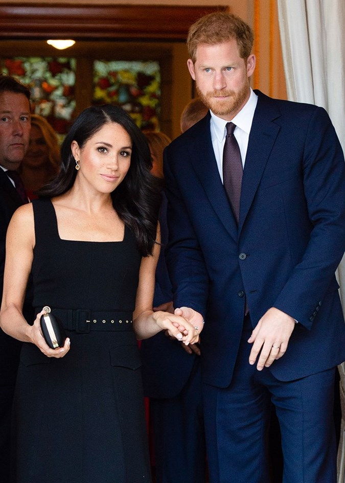 Meghan Markle has given her first television interview since she and Prince Harry officially stepped down as senior royals last month.