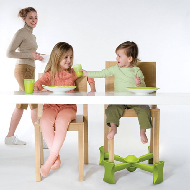 KABOOST Booster Seat in Green