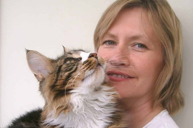 Dr Jo Righetti is an animal behaviourist, helping people understand the human-animal relationship. Jo works with a variety of organisations and companies, including the pet food brand PURINA Fancy Feast®. (Image: Supplied)