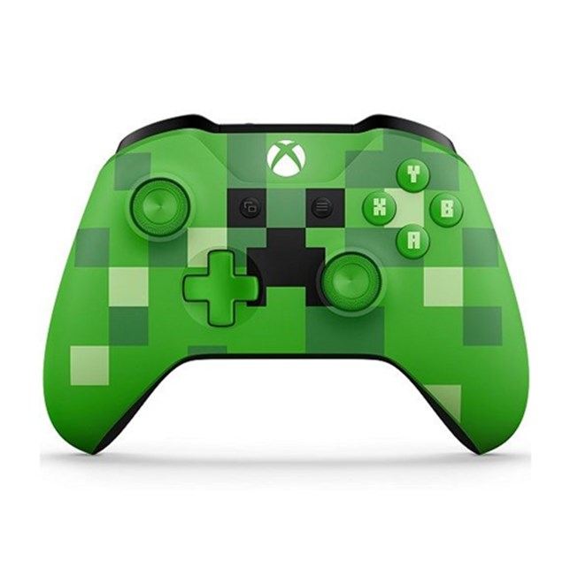 Xbox Wireless Controller – Minecraft Creeper