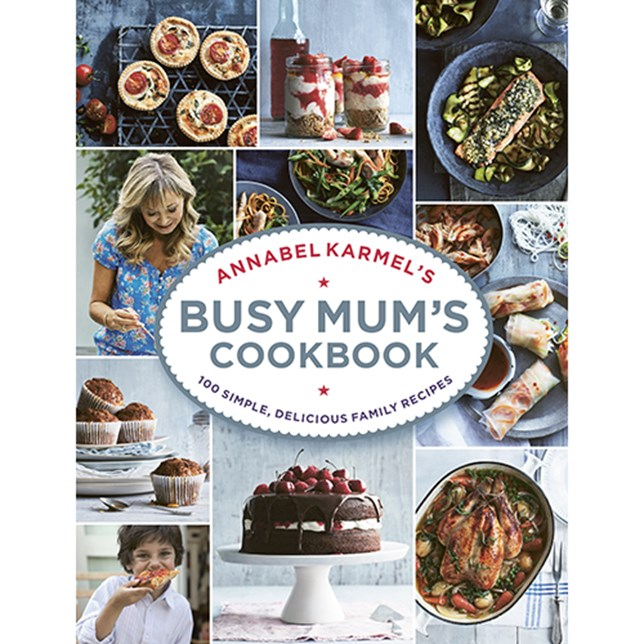 Busy Mum's Cookbook