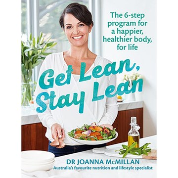 Get Lean, Stay Lean by Dr Joanna McMillan