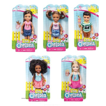Barbie® Club Chelsea Doll - Assorted