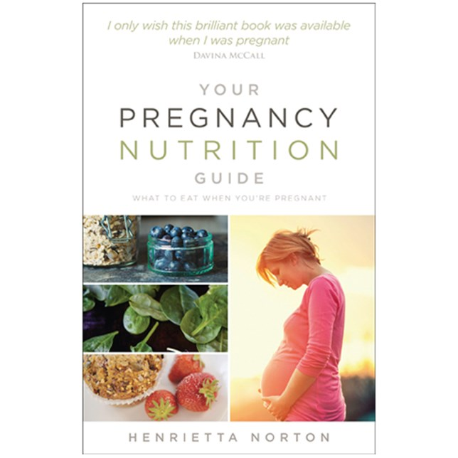 Your Pregnancy Nutrition Guide