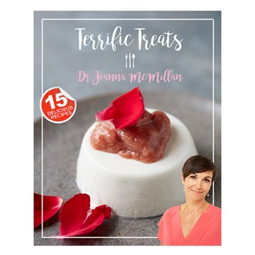 Terrific Treats - Dr Joanna Recipes