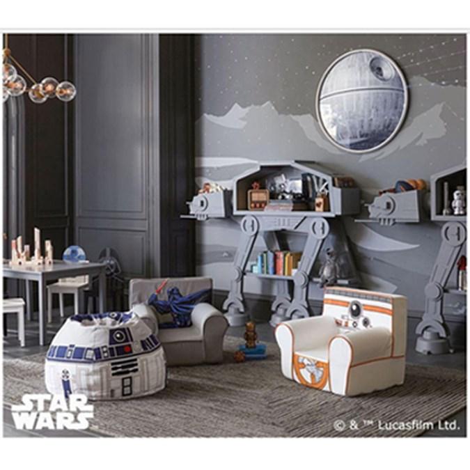 Fine Star Wars R2 D2 Anywhere Beanbag Uwap Interior Chair Design Uwaporg