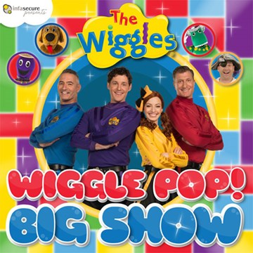 The Wiggles - Wiggle Pop! Big Show Tour