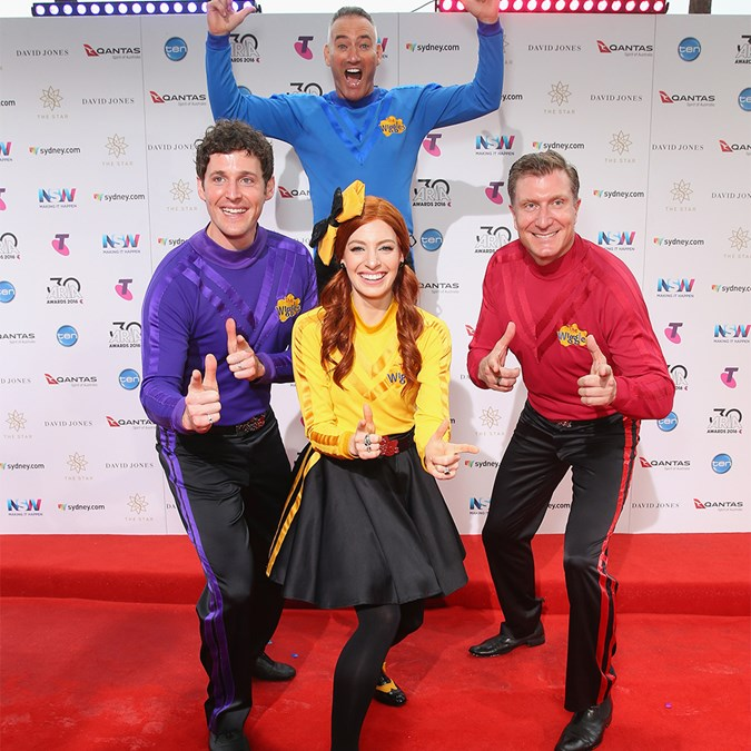 The Wiggles with Emma