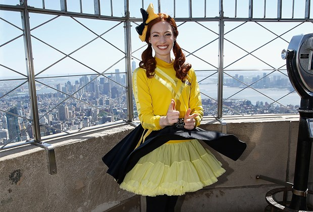 a9137cafe Emma Wiggle: 40 Things You Didn't Know About Emma Watkins (Yellow Wiggle)