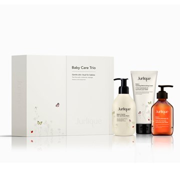 Baby Care Trio Gift Set