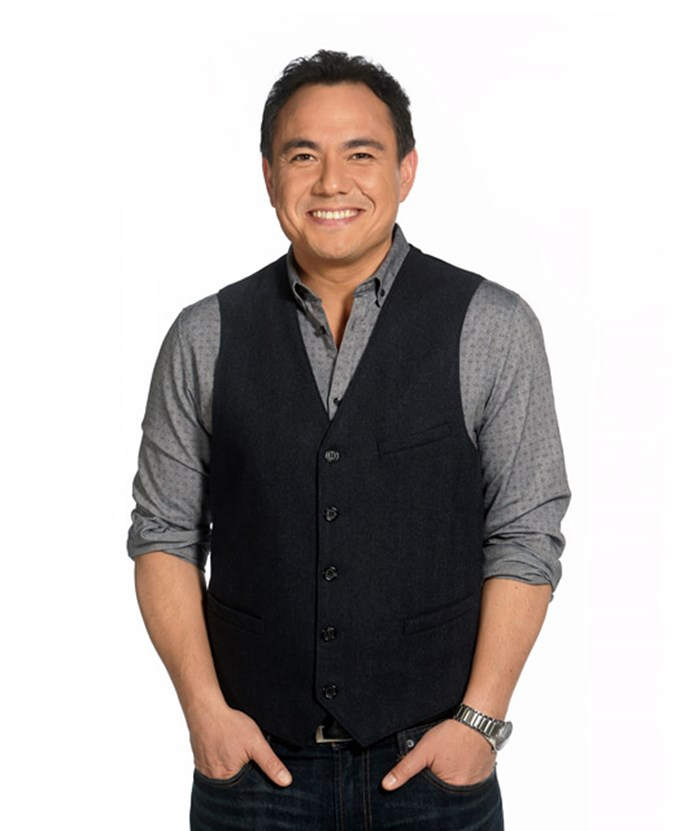 Sam Pang. Credit: Channel Ten