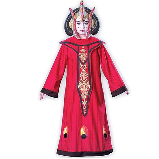 Star Wars Queen Amidala Value Girls Costume