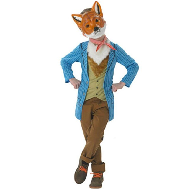 Mr Fox Costume