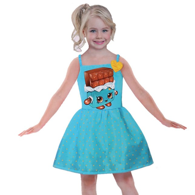 Shopkins Cheeky Choc Costume