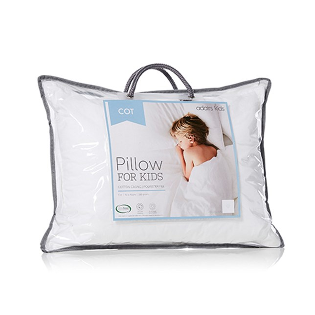 Adairs Baby Cot Pillow