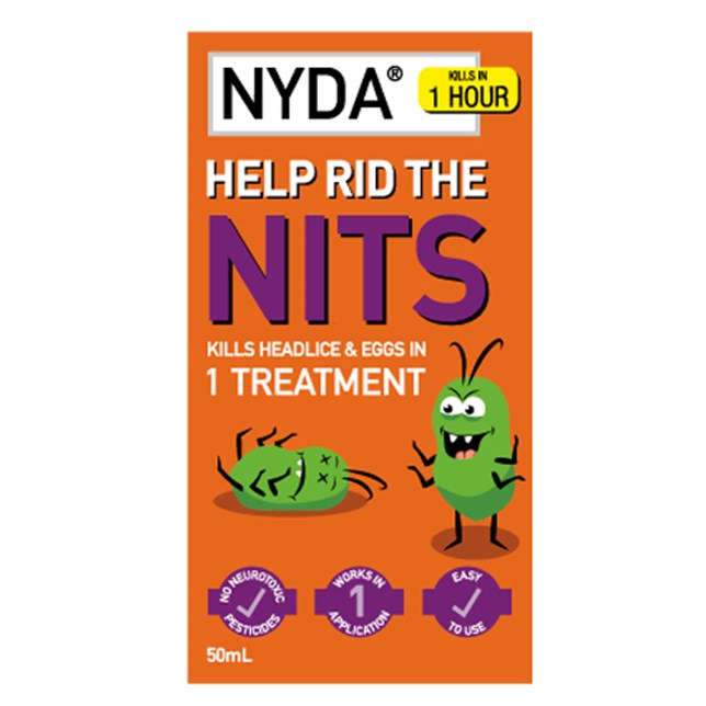 NYDA 50mL nit treatment