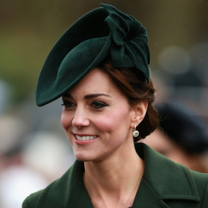 Kate Middleton/Getty