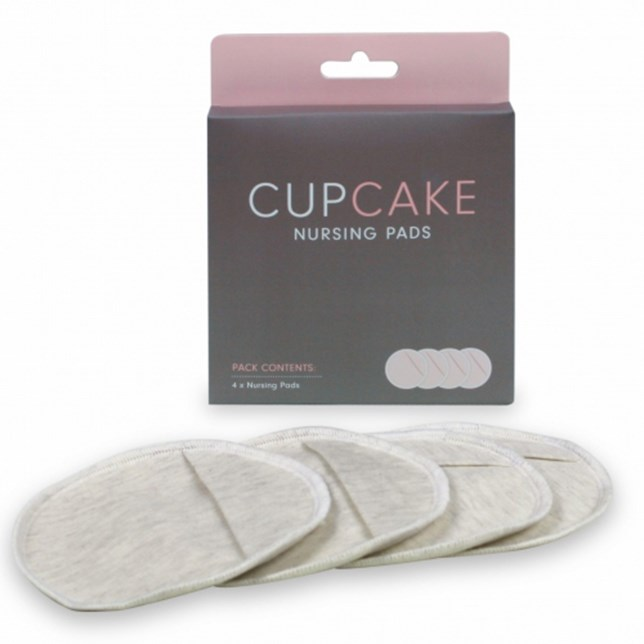 CupCake Reusable Nursing Pads 2 pack