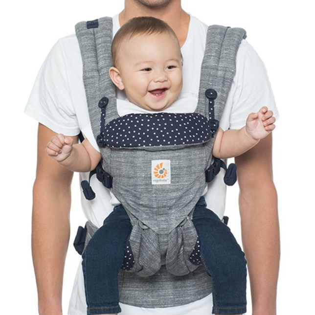 Omni 360 Baby Carrier: Star Dust
