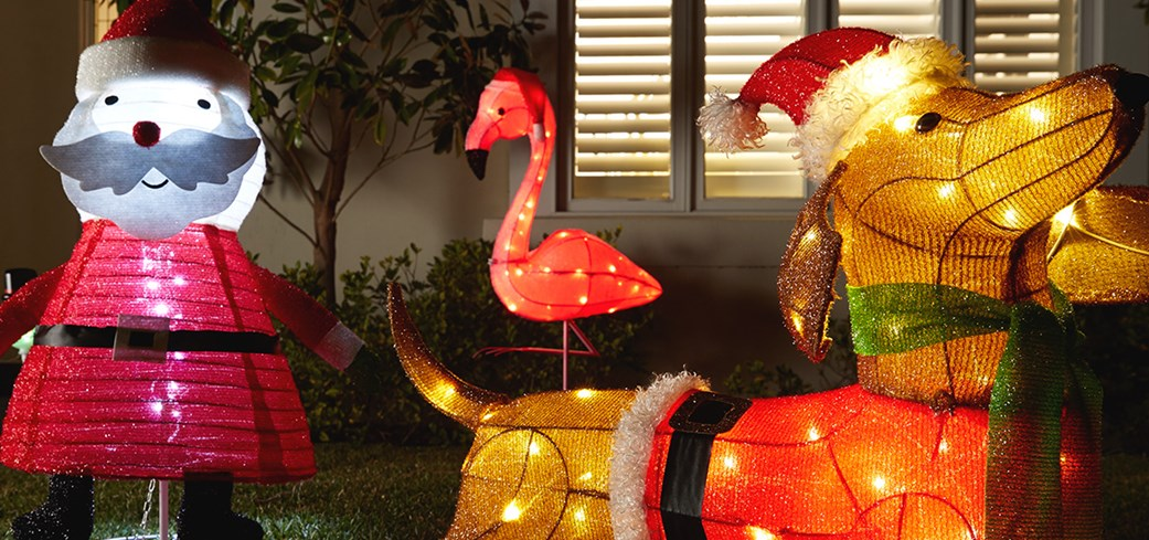 Kmart sausage dog Christmas decoration sells out | Practical ...