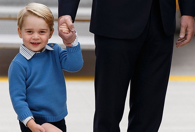 Prince George/Getty Images