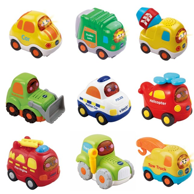 Toot-Toot Drivers Assortment Vehicles