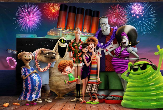 How To Host A Hotel Transylvania Party For Halloween