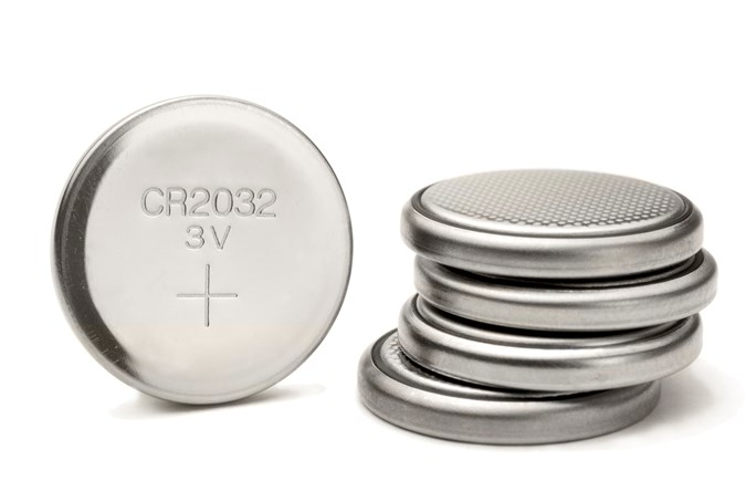 Generic button battery/Getty